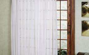 curtains or blinds for sliding glass doors curtains satiating sliding door curtain treatments miraculous