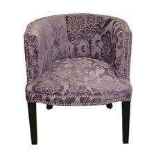Lavender Accent Chair with Barrel Chairs Joss U0026 Main