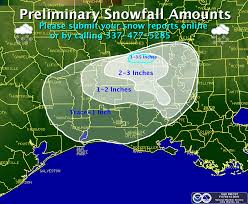 Fort Polk Louisiana Map by Significant Weather Events