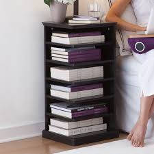 Nightstand With Shelf A Stand With Storage That No Reading Enthusiast Can Be