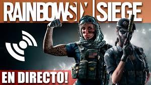 siege en rainbow six siege doble directo w drid muyfran y
