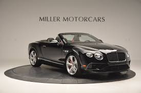 bentley 2017 convertible 2017 bentley continental gt v8 s stock b1226 for sale near