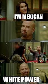 White Power Meme - skinhead john memes quickmeme