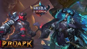 moba legends gameplay ios android proapk android ios