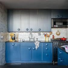 blue kitchen cabinets ideas navy kitchen ideas ideal home blue kitchen cabinets design ideas