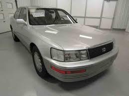 lexus ls400 1990 1990 lexus ls400 for sale on classiccars com 1 available