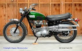 triumph tr6c motorcycles for sale