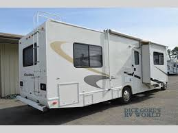 used 2007 four winds rv chateau sport 31f motor home class c at