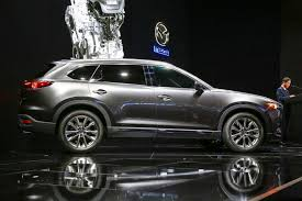 Cx 9 Redesign Production Of 2017 Mazda Cx 9 Starts In Japan