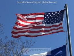 American Flag Words A Picture Is Worth A Thousand Word Interfaith Networking
