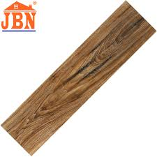 Wood Effect Laminate Flooring Matt Finish Bamboo Tiles With Wooden Effect Non Slip Kajaria Floor
