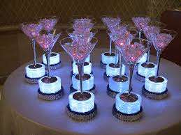 fire and ice centerpieces google search party ideas