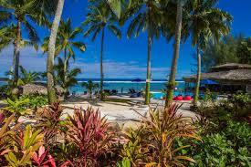 welcome to manuia beach resort rarotongan beach resort