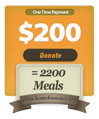 how to help on thanksgiving homeless voice