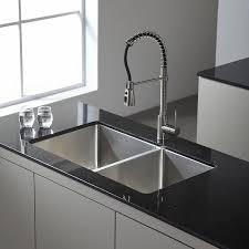 Kohler Kitchen Sinks Stainless Steel by Kitchen Delta Kitchen Faucets Kohler Deerfield Sink Rack Kitchen