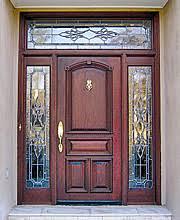 Front Exterior Doors For Homes Custom Wooden Entry Exterior Front Doors For Homes