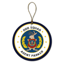 squad seal ornament pbs guppies and