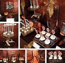 15 amazing thanksgiving dessert tables