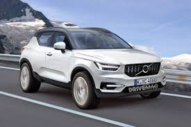 volvo to tap into fast growing compact suv segment with funky xc40
