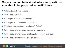 Walk Me Through Your Resume The Art Of The Consulting Fit Interview