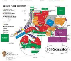 Las Vegas Casino Map Las Vegas Hilton Map Virginia Map