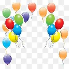 balloons that float balloon border png images vectors and psd files free
