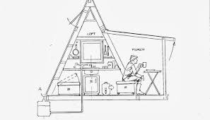 free a frame cabin plans a frame cottage plans luxamcc org