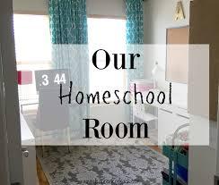 the kossack academy our homeschool room laurenkossack com