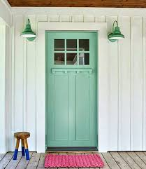 Green Exterior Door Front Entry Doors That Make A Strong Impression