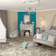 chambre peinture bleu dossier couleurs comment associer la couleur bleu pétrole 4murs