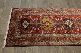 Bokhara Oriental Rugs Extra Fine Tribal Runner Turkoman Bokhara Persian Rug Oriental