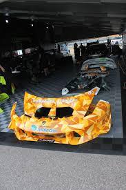lamborghini dealership inside inside the lamborghini super trofeo huracán a race car made of