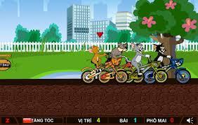 game dua xe dap tom va jerry 2 game dua xe dap tom va jerry 24h