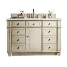 35 37 in off white bathroom vanities bath the home depot