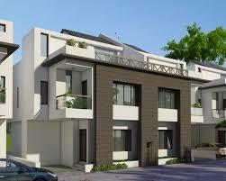 4bhk luxurious duplex and triplex bungalows estate guide