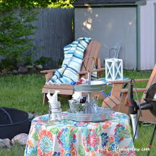 7 tips for a cozy backyard fire pit homeright