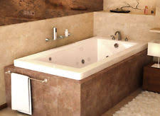 rectangular drop in bathtubs ebay