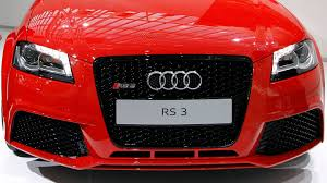 audi has big rs3 news for the united states the drive