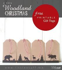 free christmas gift tags u2013 little stuff