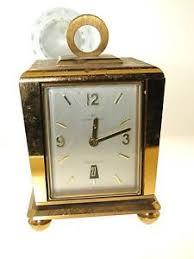 desk clock vintage hamilton electronic swiss desk clock weather station ebay