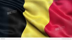 Belgia Flag 4k Belgium Flag Seamless Loop Ultra Hd Stock Animation 8930428