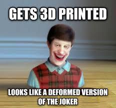 Brian Meme - joker bad luck brian know your meme