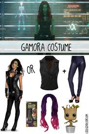 gamora costume halloween13 guardians of the galaxy costume ideas how to get