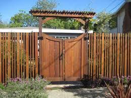 Backyard Gate Ideas Wood Fence Design Architectural Design Wooden Fence Gate Designs