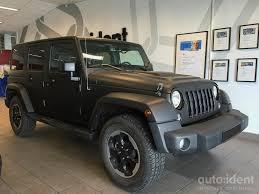 jeep matte black foliering auto ident