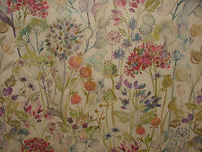 Vintage Floral Upholstery Fabric Floral Curtain Fabric Ebay
