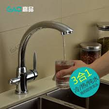 copper faucets kitchen germany gao copper faucet kitchen and cold drinking water pure