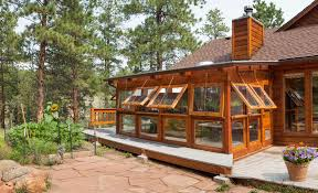 greenhouse sunroom sunroom designs exterior eclectic with deck flagstone patio garden