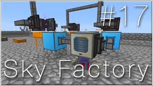 sieving with thermal expansion sky factory 17 youtube