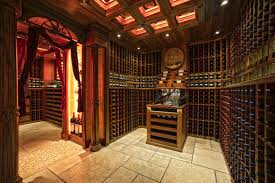 Cellar Ideas Residential Wine Cellar Undercounter Wooden Custom Private